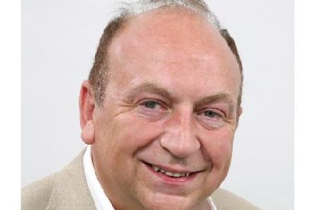 Conservative Philip Allott stood to become MP in Halifax in 2010 and 2015