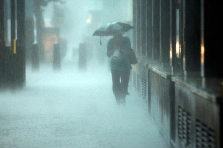 """Heavy rain is on its way to Wigan as the Met Office warns that some flooding is """"likely""""."""