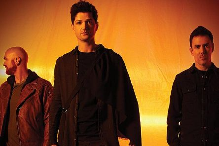 The Script's 2020 tour will bring them to 21 cities across Europe. Picture: The Script