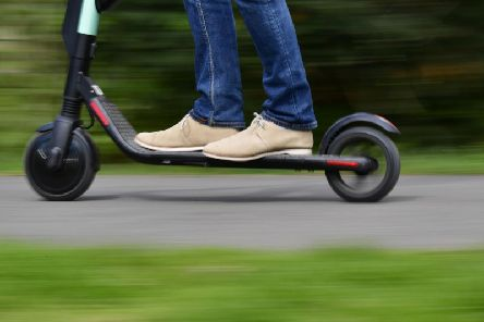 """""""Most would use an e-scooter if it was legal to do so"""""""