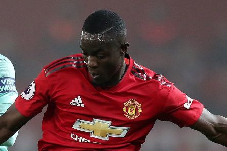 United defender Eric Bailly