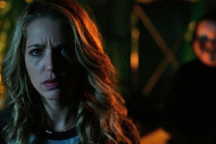 Jessica Rothe reprises her role as Tree Gelbman in Happy Death Day 2U