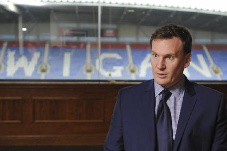 Wigan Athletic's executive chairman Darren Royle gave an exclusive interview to the Wigan Observer