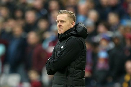 Manager Garry Monk