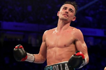 Anthony Crolla. Getty Images.