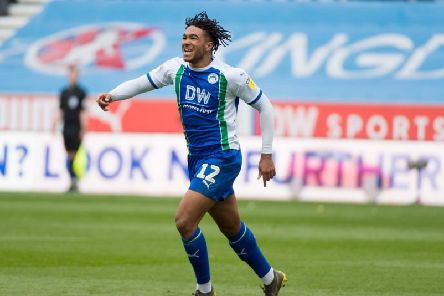Reece James scored his first penalty in a 'proper' game last weekend