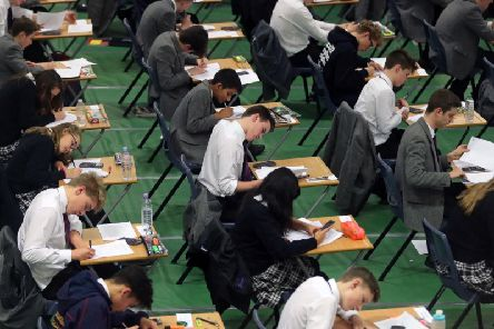 Students across the country will receive their GCSE results today.