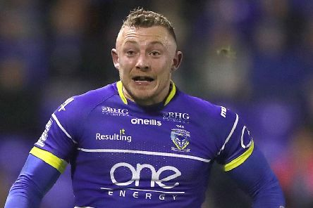 Wolves' Chorley-born Josh Charnley will hope to be fit for Warrington as they take on St Helens at Wembley