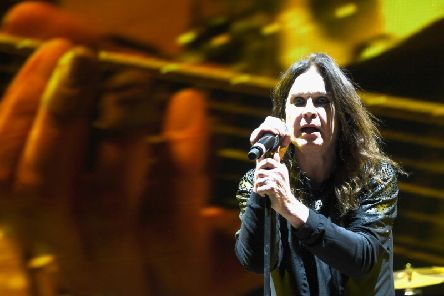 Ozzy Osbourne will now play Nottingham Arena next November. Photo: Frazer Harrison/Getty Images for ABA