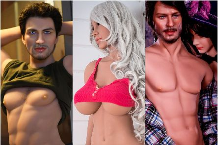 A Sheffield firm has started selling these realistic sex dolls.