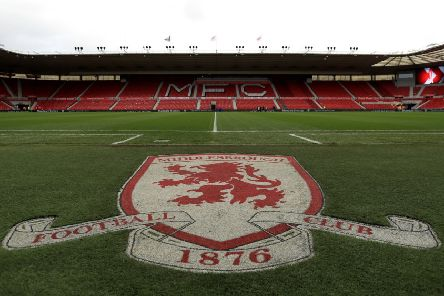 Riverside Stadium, Middlesbrough. Getty Images.