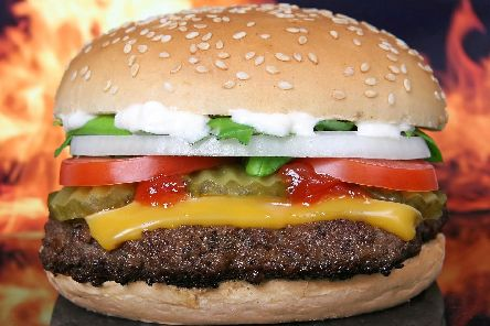 These tips can stop you craving unhealthy food like burgers