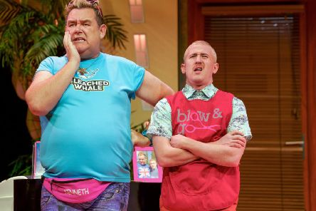 Benidorm Live is a must-see treat at Nottingham's Theatre Royal this week