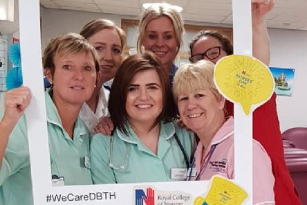 Doncaster & Bassetlaw Hospitals Trust has celebrated the work of its nurses and midwives.