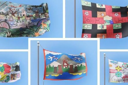 Have your say on new East Midlands flag design