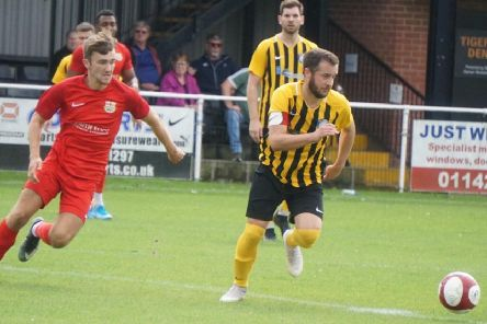 Craig Denton looking for the 'right attitude' from Worksop Town against Loughborough Dynamo