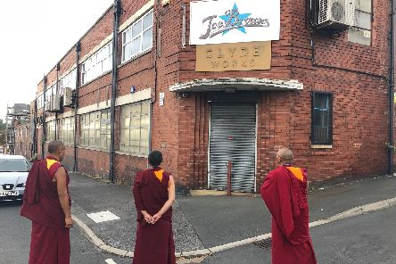 Jamyang Buudhist Centre Leeds will open a new 33,000 sq foot community centre in Holbeck.