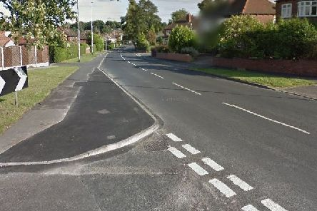 Green Hill Road in Armley, at its junction with Cockshott Lane. Picture: Google.