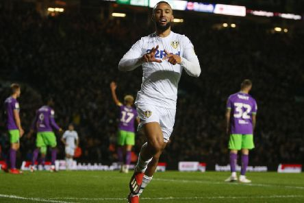 Leeds United striker Kemar Roofe the latest to suffer injury at Elland Road.