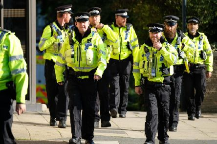Police data has revealed the places in Leeds with the lowest reports of crimes.