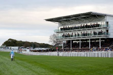 Wetherby Racecourse.