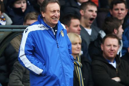 Former Leeds United manager Neil Warnock.