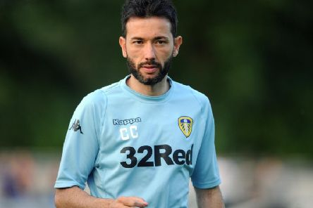 Leeds United Under-23s head coach Carlos Corberan.