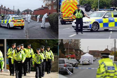 The worst areas for crime in Leeds have been revealed in 2019