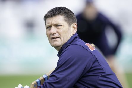 In charge of The Hundred franchise: Martyn Moxon.