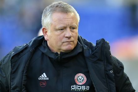 Chris Wilder: Will be watching events at Elland Road.