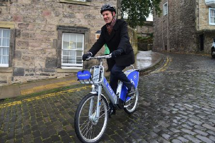 Bikes could be for hire in Leeds, but who will be hiring them?