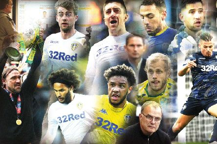 Leeds United 2018/19 season awards.