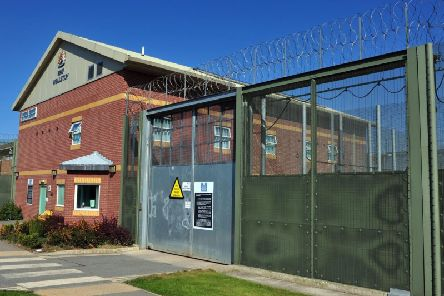 Tony Edwards had over 3,000 in cash in his cell at HMP Wealstun