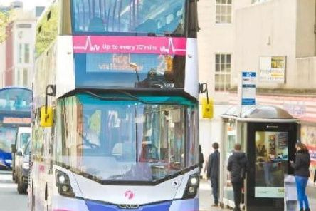 Bus services across Leeds are still delayed almost four hours after a climate change protest in the city centre.
