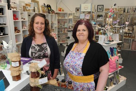 Our Handmade Collective is owned by Claire Riley and Natalie Entwistle