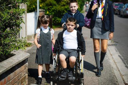 Children with special needs across Leeds are increasingly being forced out of mainstream education despite new legal protections, a disability charity has warned.
