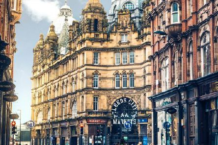 The weather in Leeds is set to be a mixed bag on Wednesday 21 August, with small sunny spells and cloud
