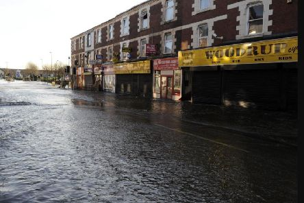 Millions of pounds worth of damage was caused by the flooding in Leeds on Boxing Day 2015