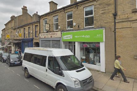 The Samaritans shop in Shipley. Picture: Google Maps