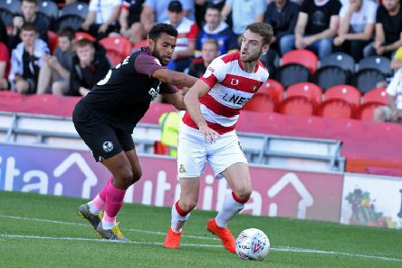 Doncaster's Ben Whiteman, pictured. Picture: Marie Caley