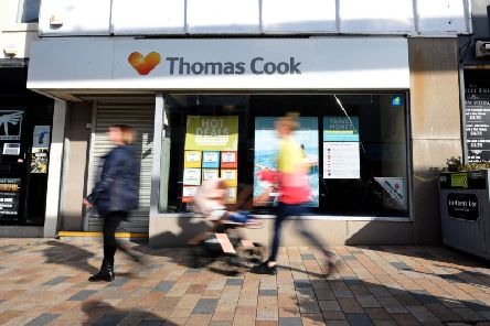 Thomas Cook is the latest big corporate name to be swept away by changing consumer habits, according to Greg Wright Picture: JPI Media