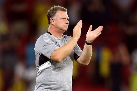 Coventry City manager Mark Robins: Back at former club Rotherham United.