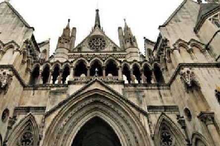 The High Court of Justice in London.