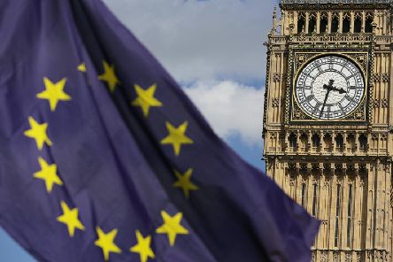 It is a crucial week for Brexit ahead of the UK's scheduled departure from the EU on October 31. Photo: PA/ Daniel Leal-Olivas
