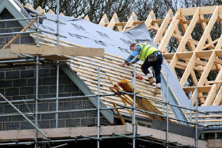 Building thousands of homes on Green Belt will not ease affordable housing crisis, countryside charity warns. Photo: PA Wire