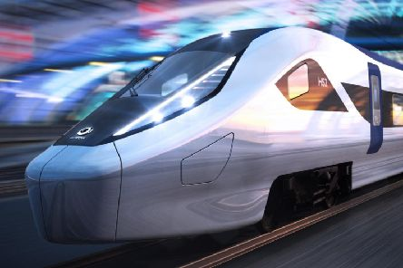 HS2 - pic by Alstom Design & Styling 2019