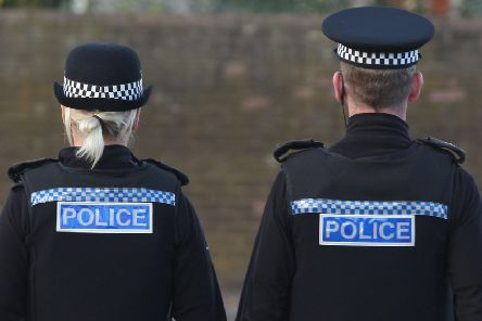 Police officers face risks whenever they go on duty.
