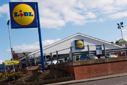 Lidl has continued to increase its market share Picture: JPI Media