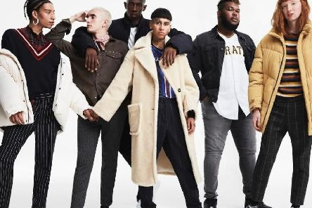 Asos caters for fashion conscious 20-somethings.