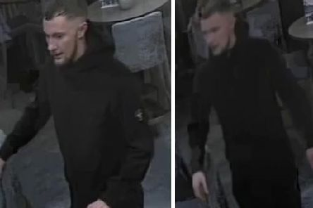CCTV released by South Yorkshire Police